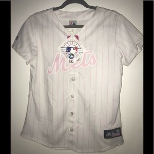 Majestic - Mets Jersey NWT  ⚾️